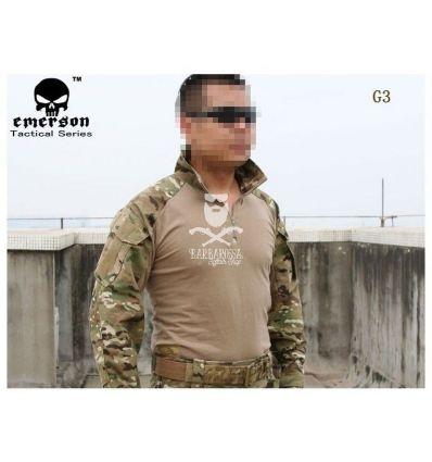 Combat Shirt 3a Gen Multicam