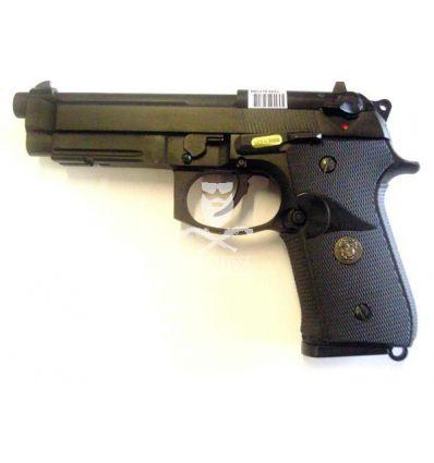 Beretta M92 WE a Gas Scarrellante