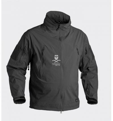 Trooper Soft Shell Jacket Black