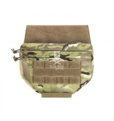 Warrior Drop Down Utility Pouch - Multicam
