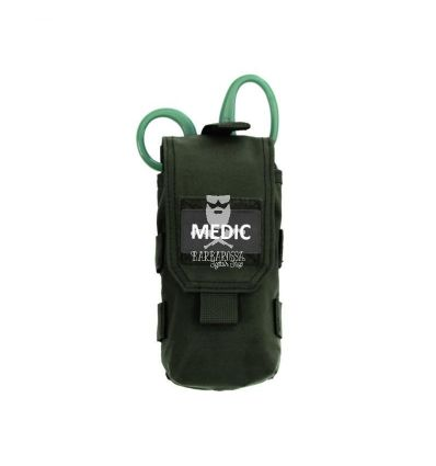 Warrior Individual First AID Pouch - Od