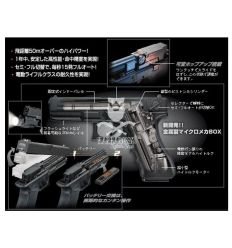 Tokyo Marui Glock 18C AEP