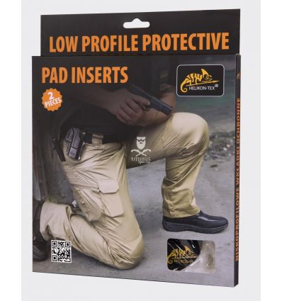 Low Profile Protective Pad Inserts