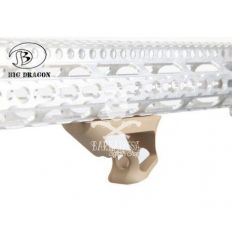 Grip Angolare in Alluminio Keymod - Tan