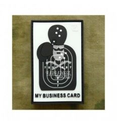 Patch My Business Card