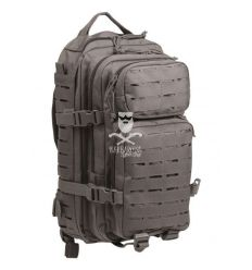 US Assault Pack Laser Cut Grey