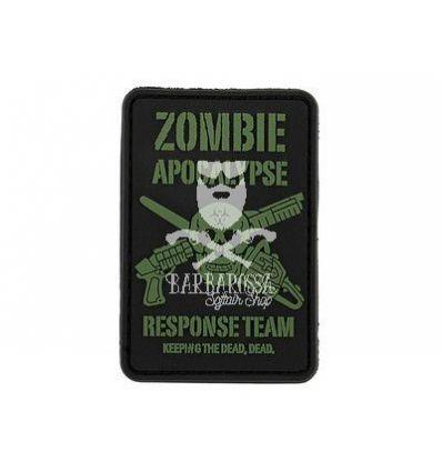 Patch Zombie Apocalypse - PVC