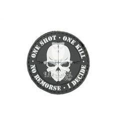 Patch One Shot - Black