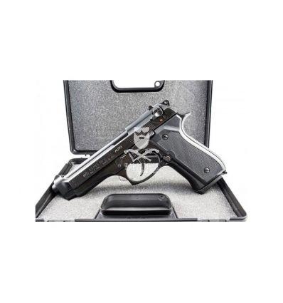 Bruni Beretta 92F a Salve 8mm - Nera