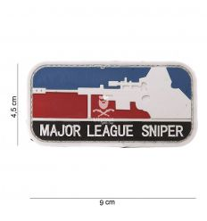 Patch Major Sniper Color
