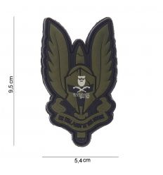 Patch Spartan - Verde