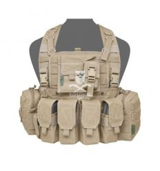 Warrior 901 Bravo M4 with Zip Coyote Tan