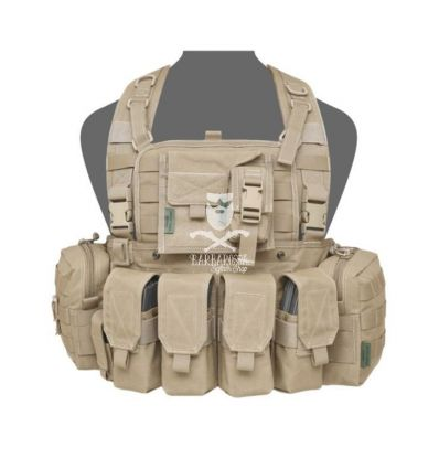 Warrior 901 Bravo M4 with Zip Coyote Tan
