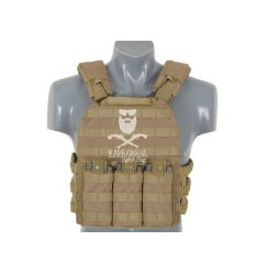 First Defense Plate Carrier - Tan