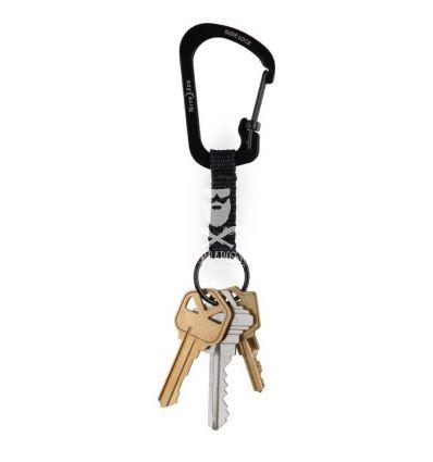 Nite Ize - SlideLock Key Ring - Black