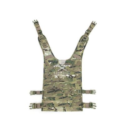Warrior Back Panel Multicam