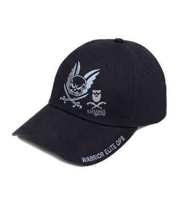 Warrior Elite Ops Logo Cap - Black