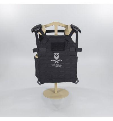 SPITFIRE Plate Carrier - Black