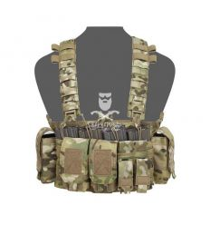 Warrior Falcon Chest Rig MultiCam