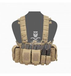 Warrior Falcon Chest Rig Coyote