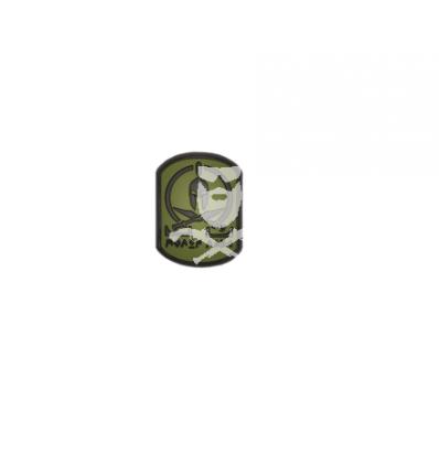Patch molon labe spartan- OD
