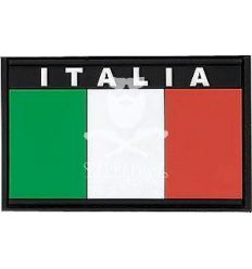 Patch Italia Rubber