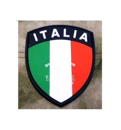 Patch Scudo Italia Rubber