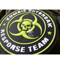 Patch ZOMBIE OUTBREAK - Green