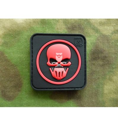Patch Ghost Recon Rubber - Red