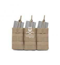 Warrior Triple Open 5.56mm Coyote