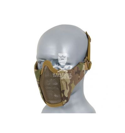 Maschera a Rete Morbida - Multicam
