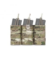 Warrior Triple Open 5.56mm MultiCam