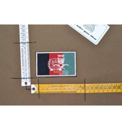 Patch Bandiera Afghana Bassa Visibiltà
