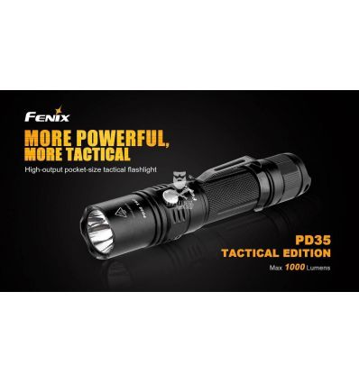 Fenix Torcia PD35