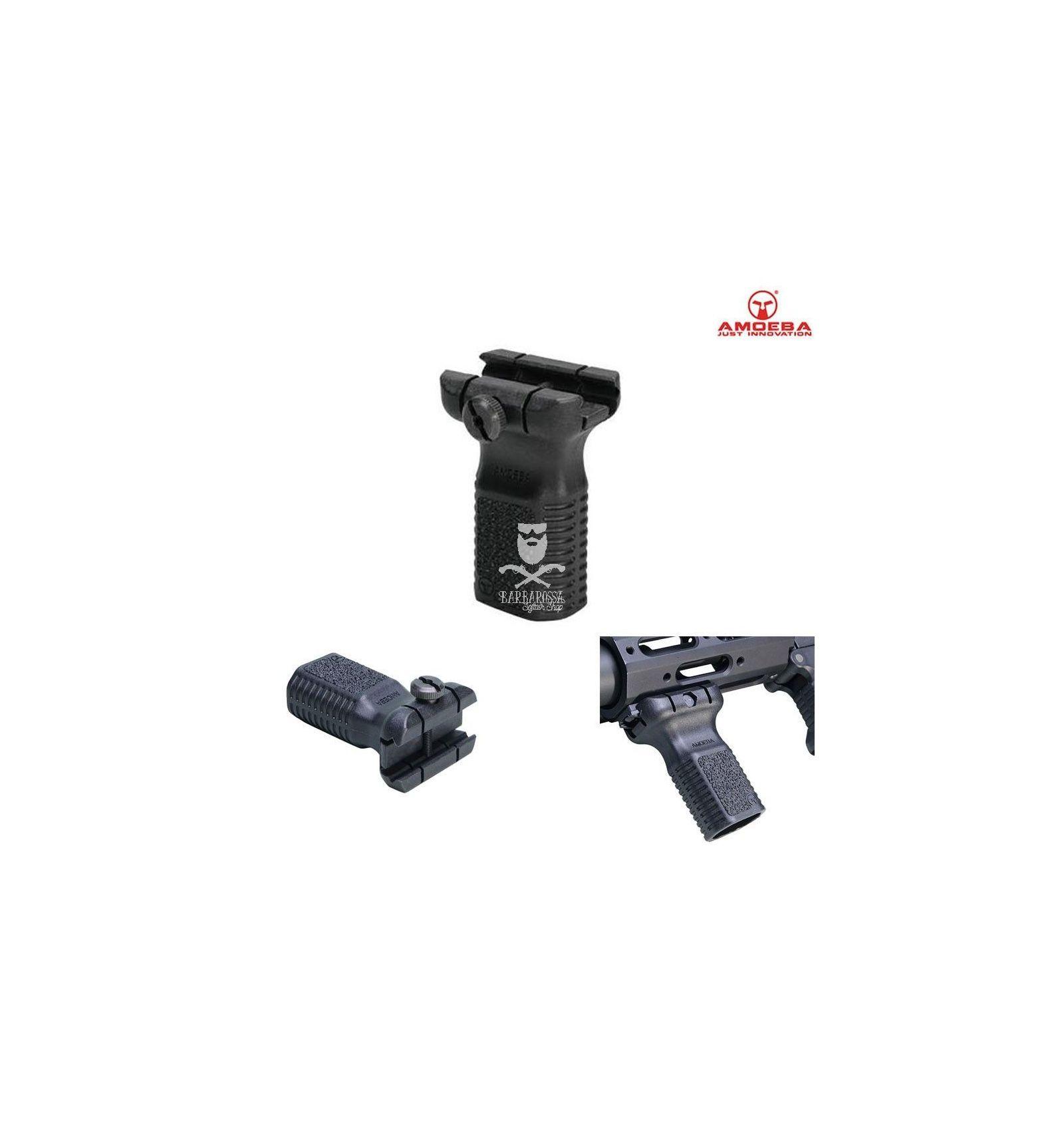 Amoeba Front Grip - Black