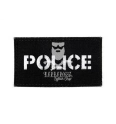 Patch Police - Black