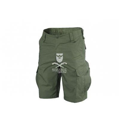 CPU® Pants Shorts Olive Green