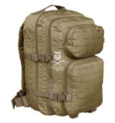 US Assault Pack Laser Cut Large - Coyote