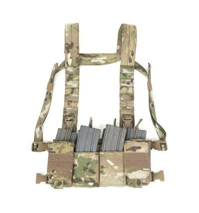 Warrior Pathfinder Chest Rig - Multicam