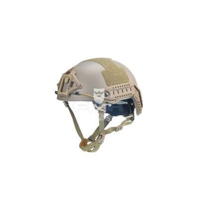 FMA Ballistic High Cut XP Helmet - Desert
