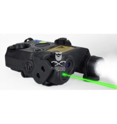 FMA PEQ LA5-C IPIM Device New Version Green Laser Black