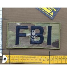Patch 'FBI' multicam