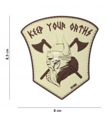 Patch Keep Our Oaths