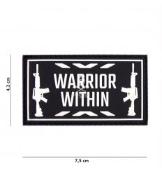 Patch Warrior Within