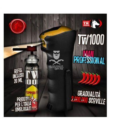 Spray al Peperoncino Man Professional + Refill 20ML - DS