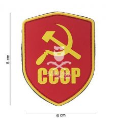 Patch Scudo CCCP - Red
