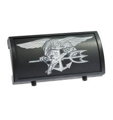 Custom Gun Rails (CGR) Aluminum Rail Cover (U.S. Navy SEAL Trident)