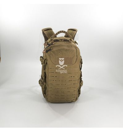Dragon Egg Backpack Coyote Brown - DIRECT ACTION
