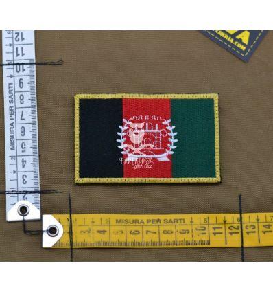 Patch Bandiera Afghana