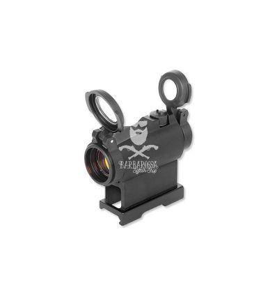 Aimpoint Micro Dot T2 con QD e Hi Mount Base